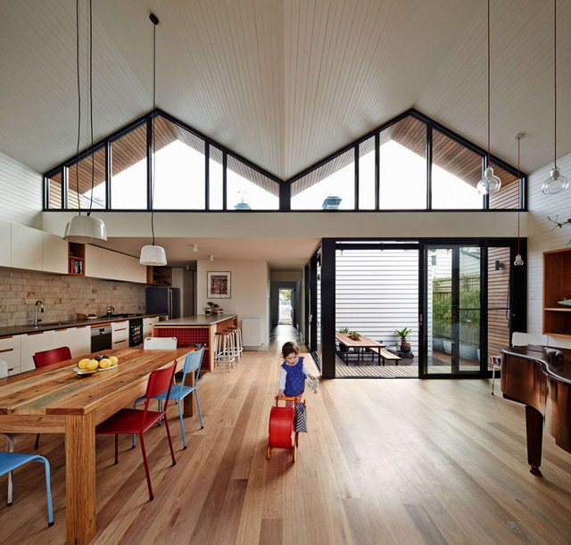 double hip roof M house  (3)