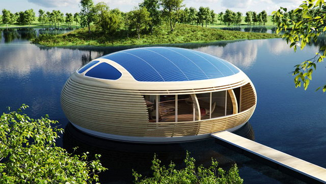 eco friendly floating waternest100 house  (2)_resize