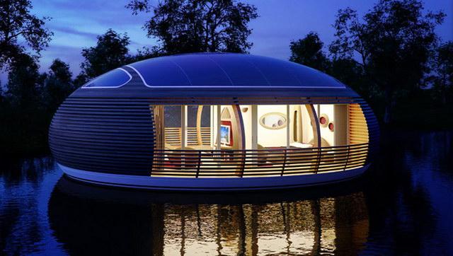 eco friendly floating waternest100 house  (3)_resize
