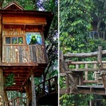 """พาไปชม!! บ้านต้นไม้ """"ระเบียงป่าสัก"""" รีสอร์ทสวยกลางธรรมชาติ ณ จ.เชียงใหม่"""
