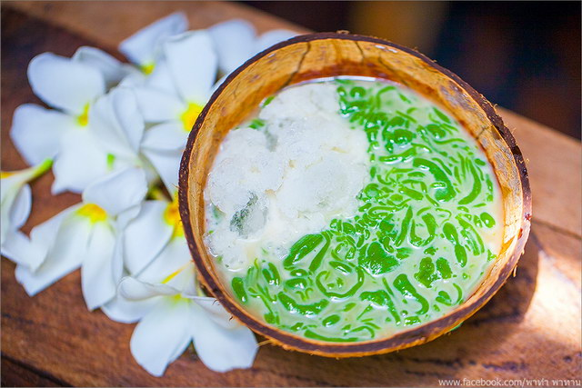 thai rice noodle with coconut cream recipe (1)