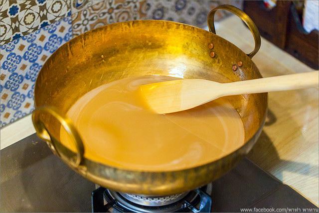 thai rice noodle with coconut cream recipe (9)