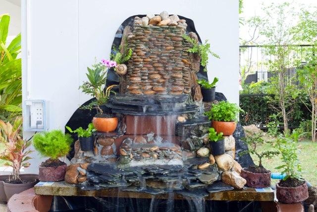 waterfall decoration diy (1)