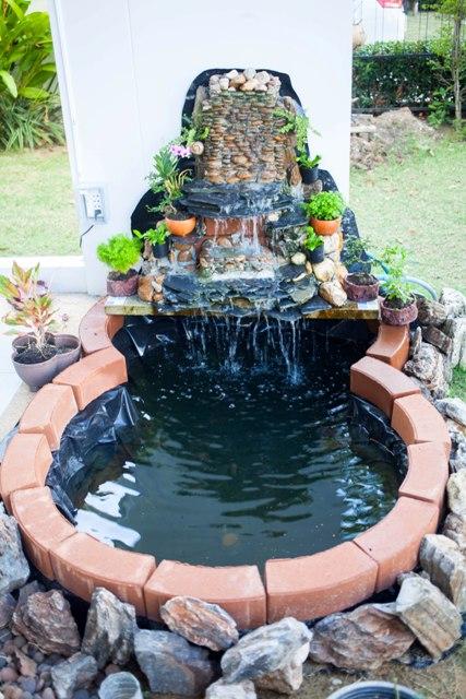 waterfall decoration diy (18)