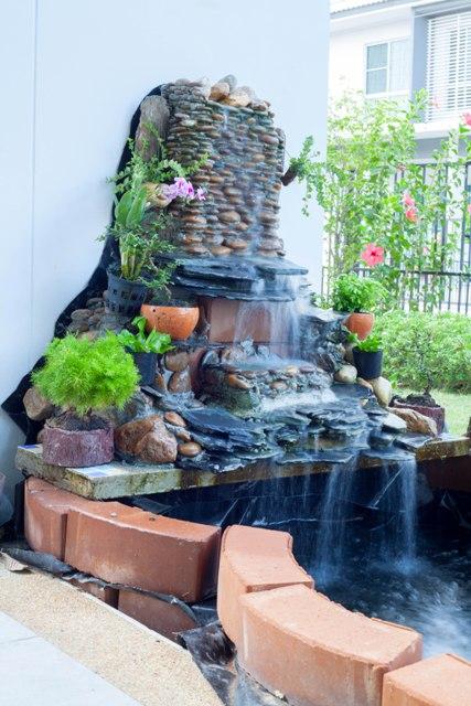 waterfall decoration diy (19)