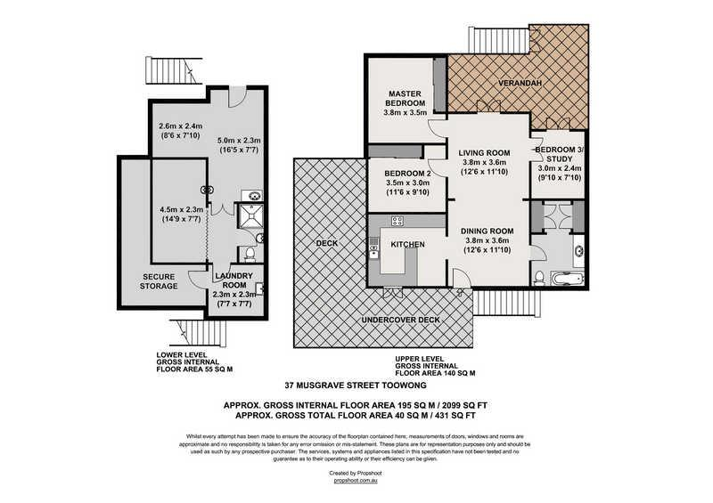 white classic villa house with basement floorplan