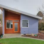 60 ตร.ม. ของบ้านหลังเล็ก สะท้อนความเรียบง่ายในแบบฉบับที่ทันสมัย