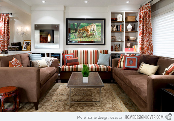 20 earth tone living room (8)
