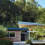 บ้านโมเดิร์นขนาดกลาง อิงแอบธรรมชาติ เพื่อการพักผ่อนของคนมีสไตล์