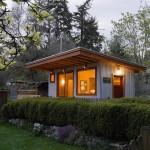 บ้านสมัยใหม่ เพื่อชีวิตเล็กกะทัดรัดในแบบโมเดิร์น พื้นที่ 18 ตร.ม. แต่อยู่ได้อย่างสบาย