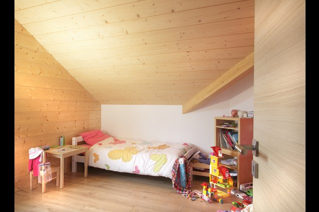 wooden house modern country style (10)