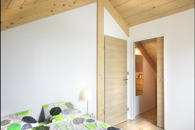 wooden house modern country style (12)
