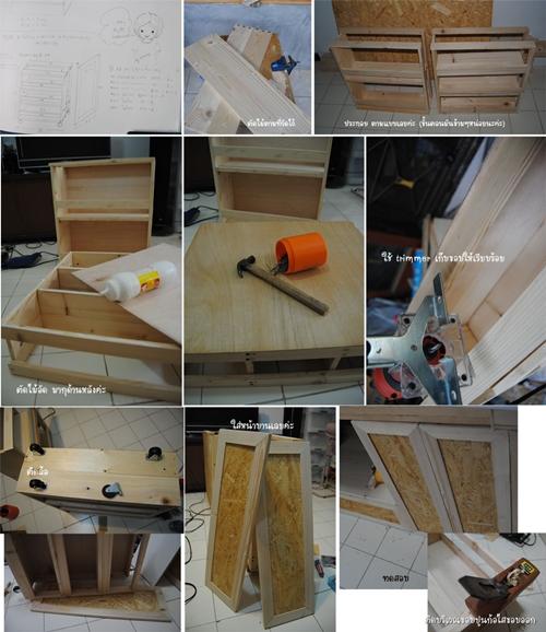 wooden kitchen ambiance renovation (13)
