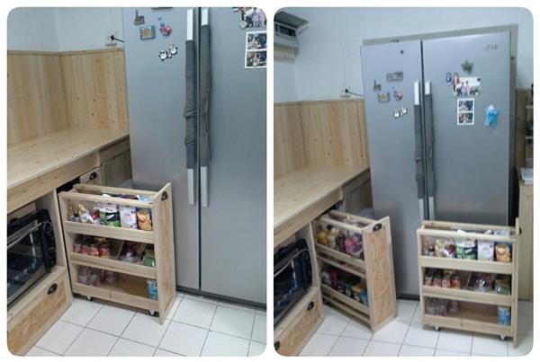wooden kitchen ambiance renovation (20)