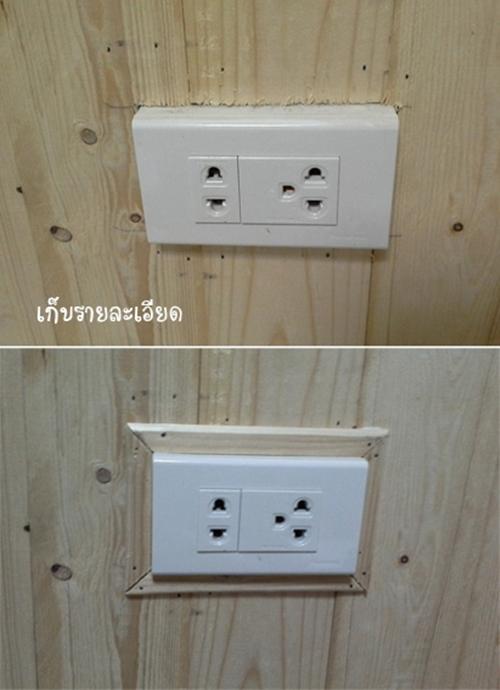 wooden kitchen ambiance renovation (7)