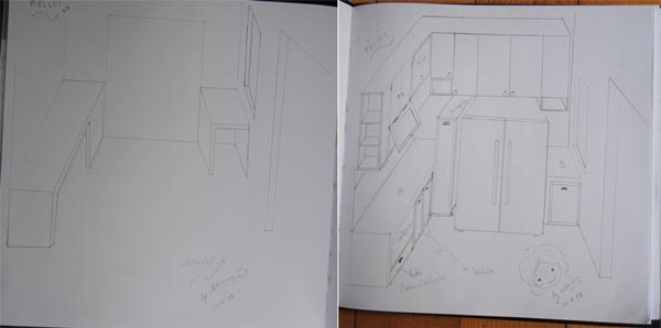 wooden kitchen ambiance renovation (9)