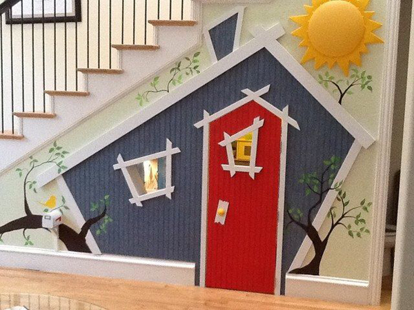 amazing-kids-playhouses-under-the-stairs