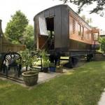 เปลี่ยนรถไฟเก่า ให้เป็นบ้านพักอาศัย ฝันที่เป็นจริงของใครหลายๆคน