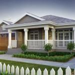 บ้านวินเทจประยุกต์ มาพร้อมกับเฉลียงหน้าบ้านและสวนสวย ความสุขที่สะท้อนรสนิยมของครอบครัว