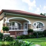 บ้านเดี่ยวชั้นเดียว มาพร้อมกับสวนสวย ดูภูมิฐาน ตรงความต้องการของคนไทยสมัยใหม่