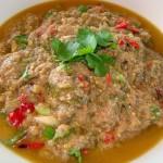 """เมนูไทย """"น้ำพริกปลาทูสูตรเด็ด"""" แซ่บเวอร์ อร่อยจนต้องเพิ่มข้าว"""