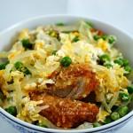 """""""ข้าวหน้าหมูทอดราดไข่"""" เมนูแสนอร่อย วิธีทำแสนง่าย ตามฉบับญี่ปุ่น"""