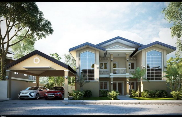 19 gorgeous dream house ideas (10)