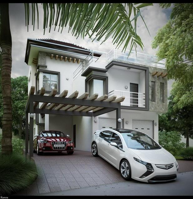 19 gorgeous dream house ideas (8)