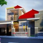 บ้านโมเดิร์นมินิมอล ขนาด 2 ชั้น กับดีไซน์และสีสันที่จะทำให้คุณต้องร้องว้าว!!