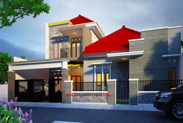2 storey modern minimal with stunning exterior (1)