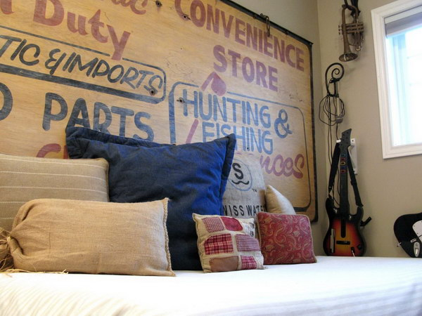 34 DIY headboard ideas (7)