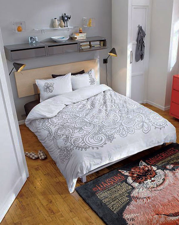 40 inspired bedrooms ideas to increase the size in home (16)