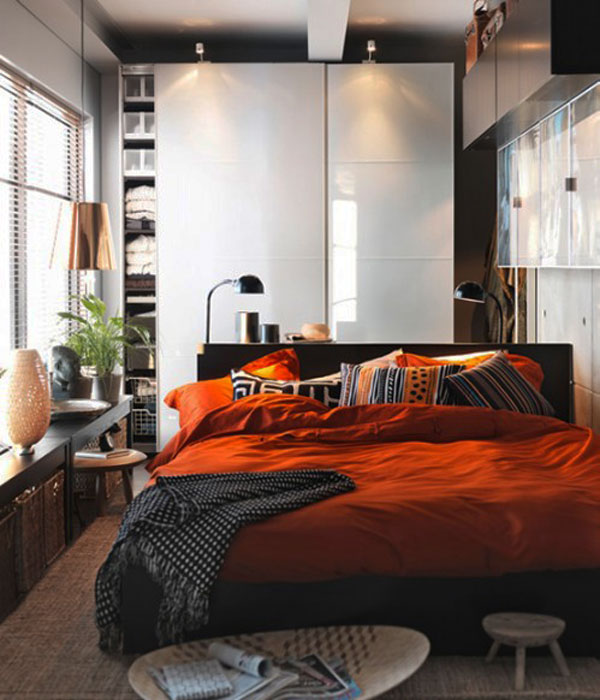 40 inspired bedrooms ideas to increase the size in home (20)