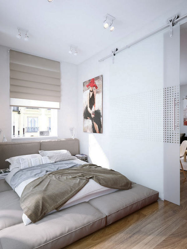 40 inspired bedrooms ideas to increase the size in home (24)