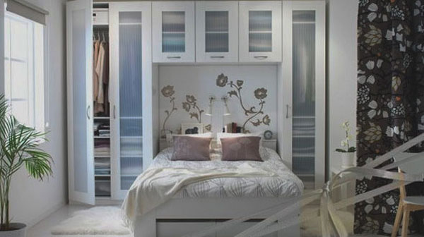 40 inspired bedrooms ideas to increase the size in home (3)