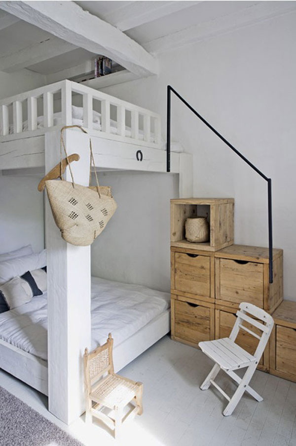 40 inspired bedrooms ideas to increase the size in home (38)