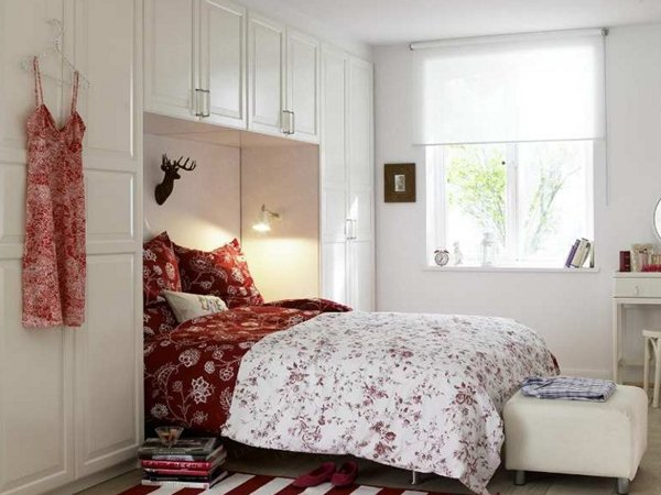 40 inspired bedrooms ideas to increase the size in home (4)