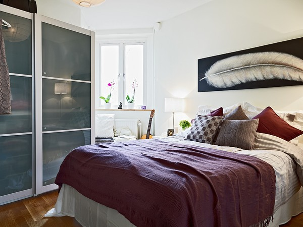 40 inspired bedrooms ideas to increase the size in home (5)