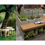 15 ไอเดีย ตกแต่งเก้าอี้สนาม และมุมพักผ่อนในรูปแบบของสวน