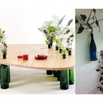 17 ไอเดียของตกแต่งของใช้จากขวดไวน์ เพิ่มสีสันให้บ้าน ในรูปแบบการ DIY