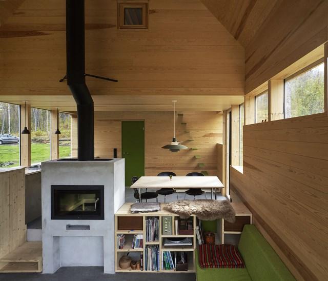 Cabin-Laksvatn-Hamran-Johansen-Arkitekter-Norway-Living-Room-Humble-Homes