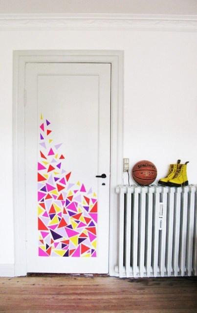 DIY-door-washi-tape-designs