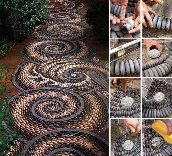 DIY-garden-stone-pathway