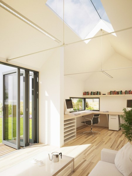 Eco-Pod-Garden-Studio-Pod-Space-UK-Interior-1-Humble-Homes