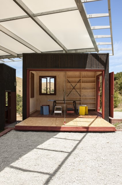 Longbush-Ecosanctuary-Welcome-Shelter-Sarosh-Mulla-Design-New-Zealand-Seating-Humble-Homes