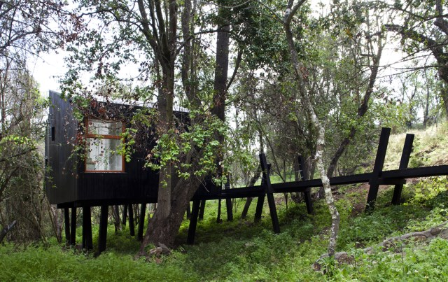 Quebrada-House-UNarquitectura-Small-House-in-Chile-Humble-Homes
