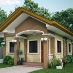 บ้านเดี่ยวหลังเล็ก มากับสีเอิร์ธโทน เข้ากับไลฟ์สไตล์ของคนไทยสมัยใหม่