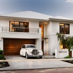 บ้านคอนกรีตสองชั้น ความมั่นคงของบ้าน ความภูมิฐานชีวิต