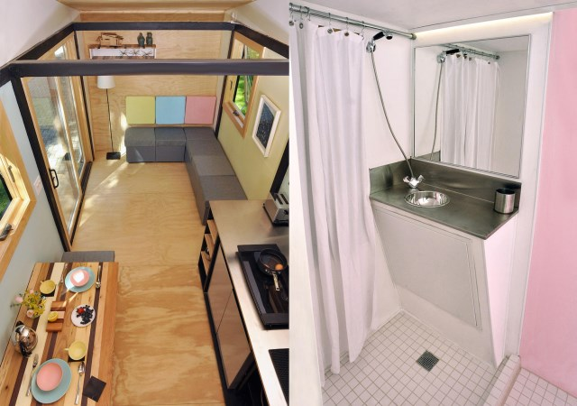 Tiny-House-Toybox-Tiny-House-Frank-Henderson-and-Paul-Schultz-Illinois-Bathroom-and-Living-Area-Humble-Homes