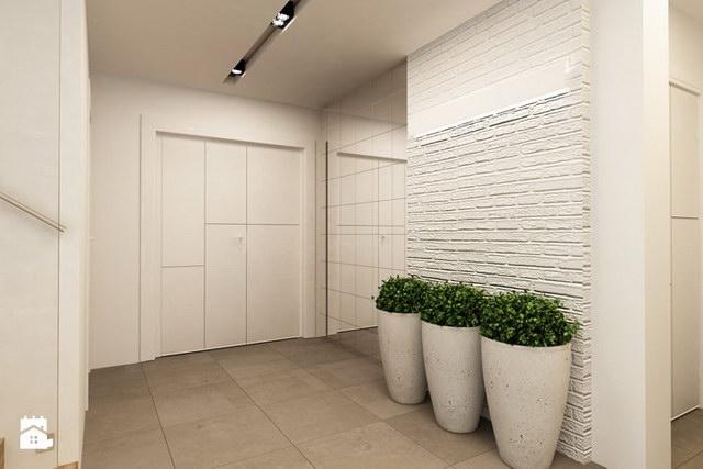 White Spectacular modern house (11)